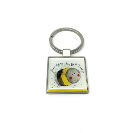 Bees Knees Keyring,  Alex Clark